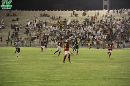 Campinense 0x1 Botafogo (69)