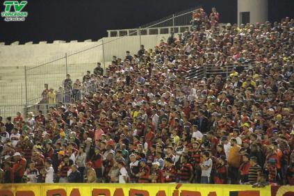 Campinense 0x1 Botafogo (80)