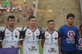 Botafogo 1x1 Ferroviáio (100)