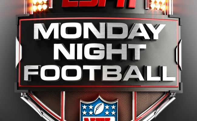 Espn Releases Monday Night Football Schedule For 2015