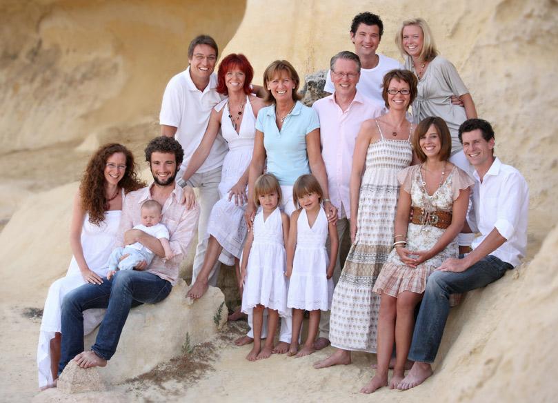 Familienfotos Mit Groeltern