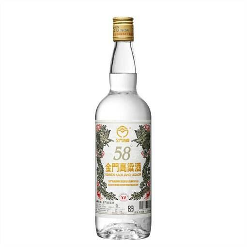 ::: 酒類介紹 :::58 度金門高粱酒 58 度金門高粱酒