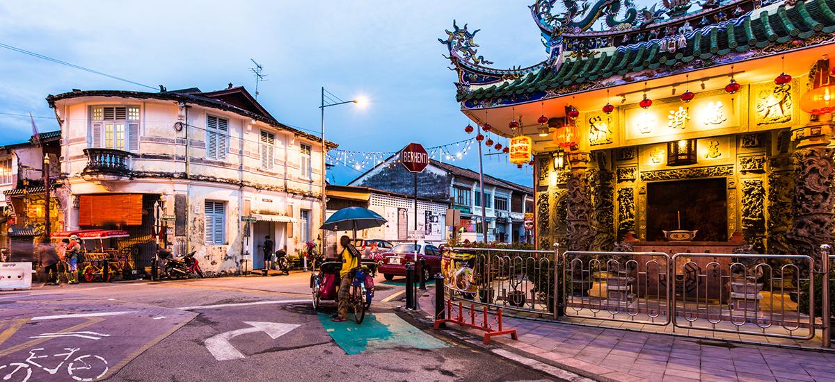 【馬來西亞自助旅行】週末快閃檳城行程   KAYAK旅遊部落格