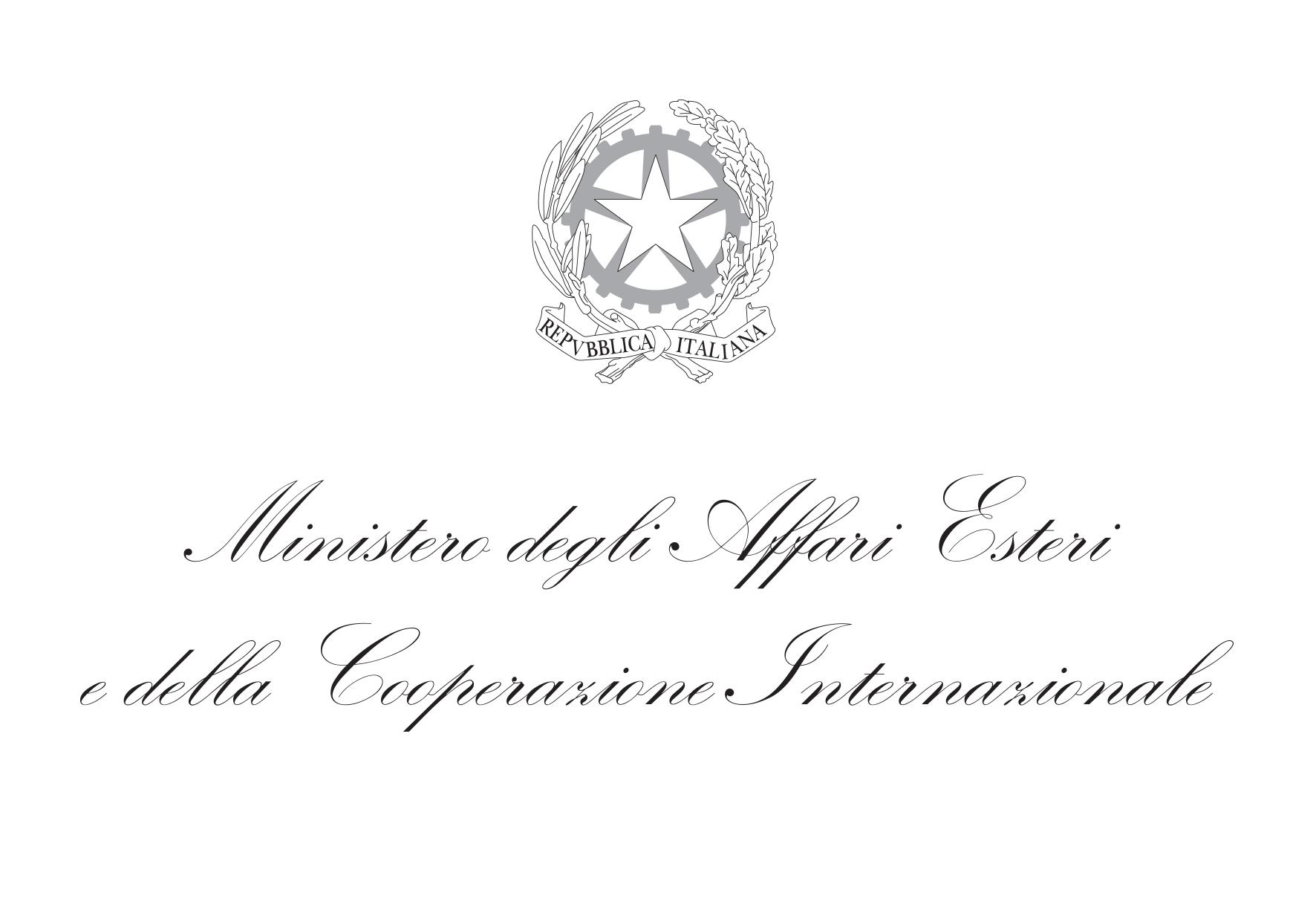 Ministero degli Affari Esteri e della Cooperazione