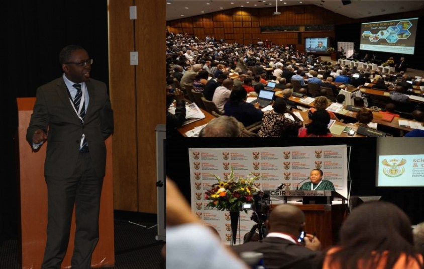 TWAS-ROSSA visible during Science Forum South Africa