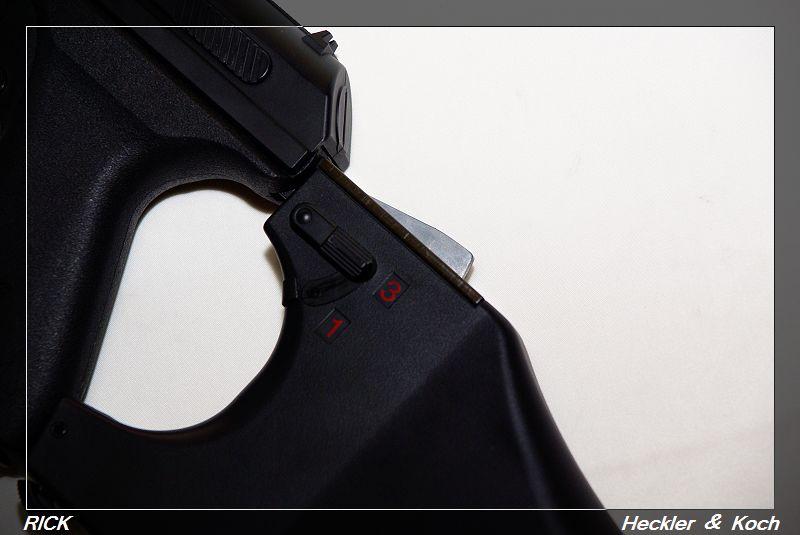德國手槍的經典工藝:Heckler & Koch USP 系列 (KSC) - twCarPC