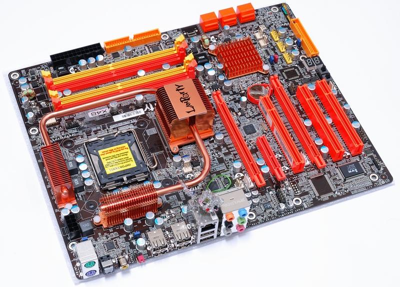 最新Intel高階主機板-DFI LANParty DK X48-T2RS超值登場 - twCarPC