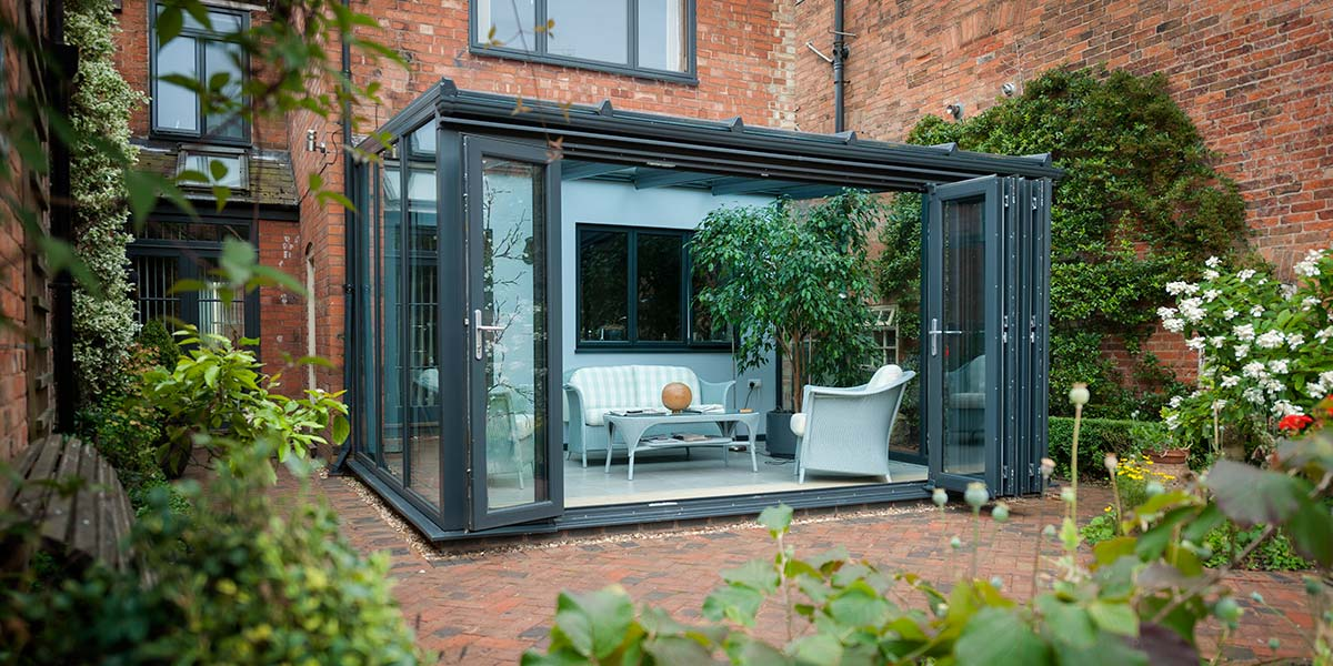 Classic Great Lean To Conservatory Classic