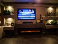 Phoenix Custom Media Walls & Niches Phoenix AZ  TWD Inc