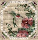 Hummingbird - copyright Teresa Wentzler