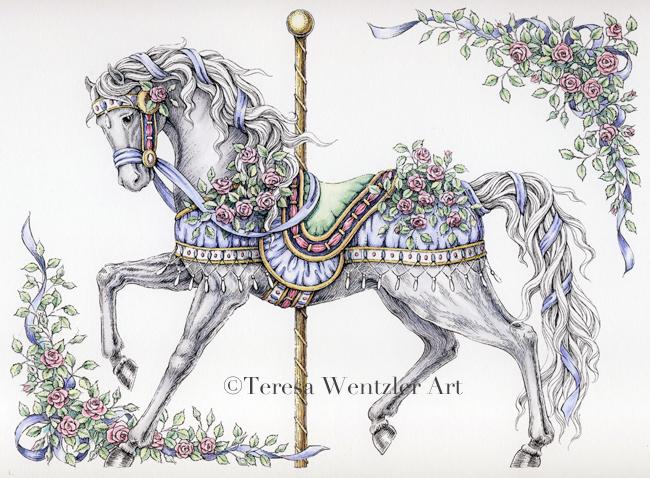 Teresa Wentzlers Art Blog