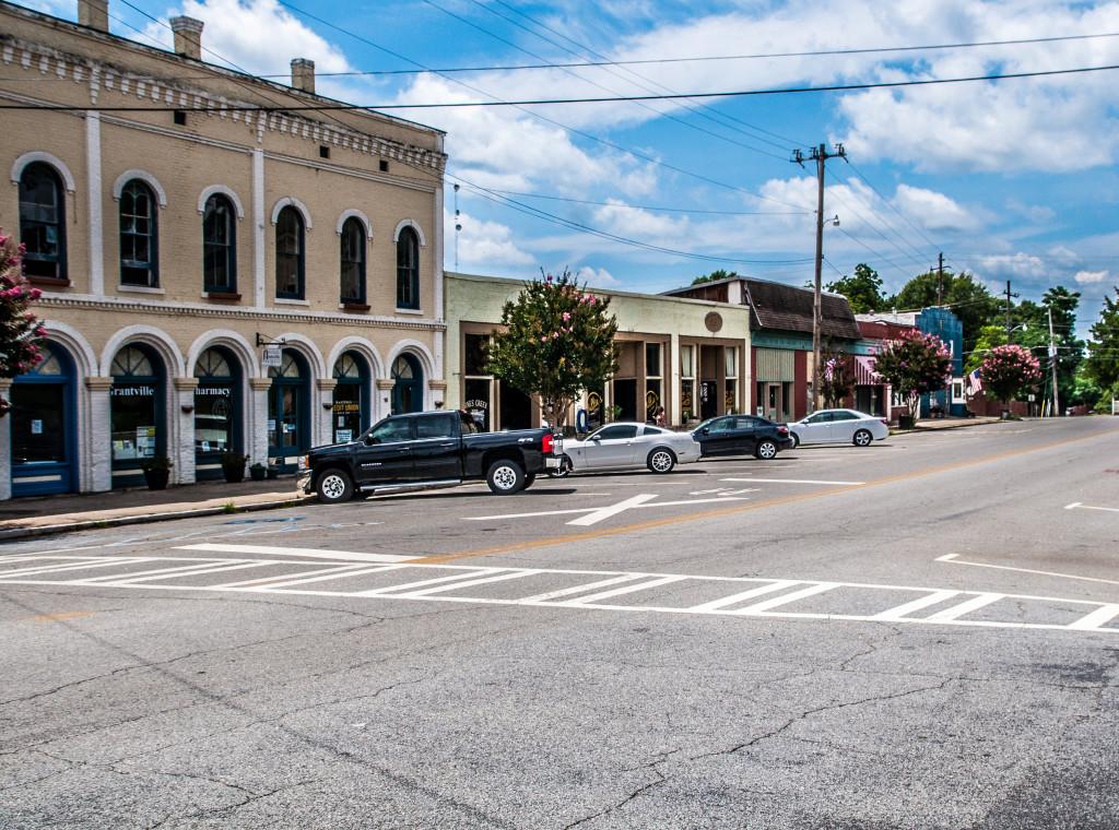 Grantville, GA