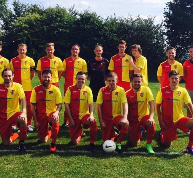Farnborough OBG FC senior team