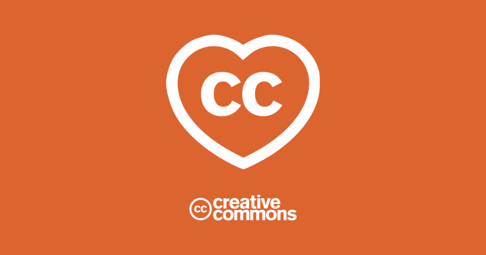 social icon of Creative Commons