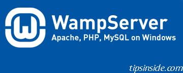 Wamp-server-database-apache-php-mysql