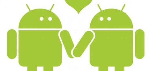 Social networking application for android