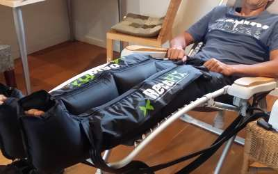 Have oedema, poor circulation, aching muscles, or need fast athletic recovery? Could Pneumatic Compression Therapy help?