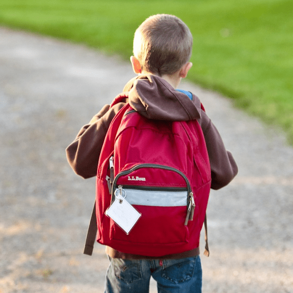 Back to school – How to make sure your child has the right backpack