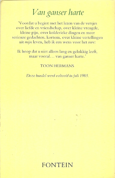 Top Gedicht Trouwen Toon Hermans Nzf32 Bitlion