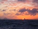 Sunset, Inaccessible Island by .