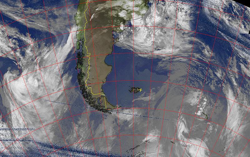 Weather Satellite Reception