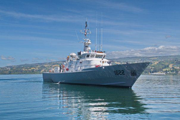 Patrol vessel