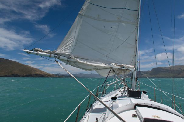 Returning to Diamond Harbour