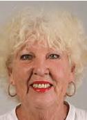 Group E candidate Julie McNamara