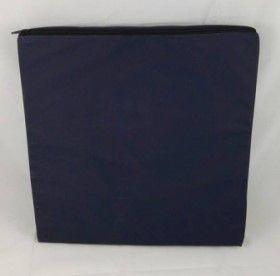 coussin sur mesures avec housse en tissu impermeable