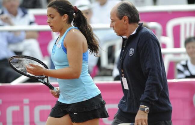 parent de joueur de tennis