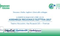Save The Date! Lunedì 8 maggio Assemblea Elettiva Confesercenti Toscana