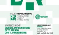 Franchising Day. Martedì 12 settembre a Firenze