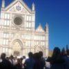 Firenze: cade pietra in Santa Croce. Morto turista spagnolo