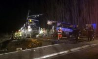 Perpignan (Francia): quattro bambini morti e 24 feriti, alcuni gravi, nello scontro scuolabus – treno