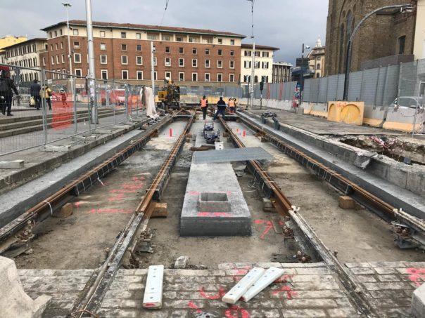 Firenze, tramvia: le prove della linea 3 slittano a gennaio 2018. Per evitare nuovo caos traffico