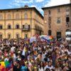 Cinquemila al Toscana pride, c'era anche il governatore Enrico Rossi