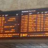 Treni, Firenze Santa Maria Novella: ritardi record su alta velocità (Bologna) e locali (linea Pontedera)
