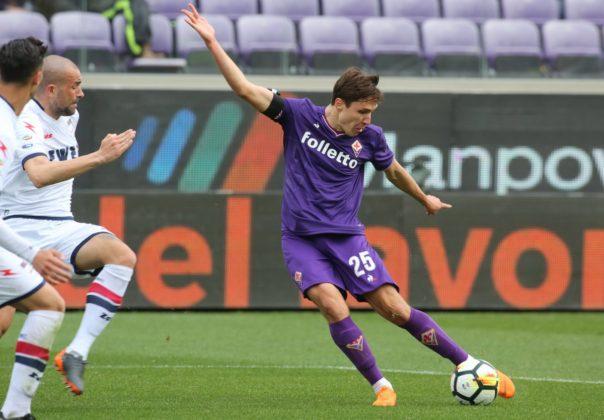 Terza Maglia Fiorentina BELOKO MEDJA