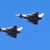 Aeronautica militare: due Eurofighter di Grosseto a caccia di aereo ucraino