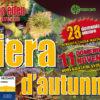 Arezzo, Fiera d'Autunno all'Eden rinviata all'11 novembre