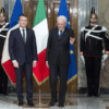 Mattarella telefona a Macron e inizia il disgelo con la Francia, ma continuano le fibrillazioni