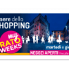 My Prato Weeks 2019: tornano a Prato le serate dello shopping