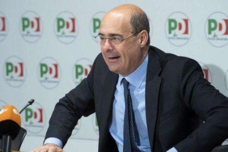 Direzione dem: cinque punti di Zingaretti approvati all'unanimità