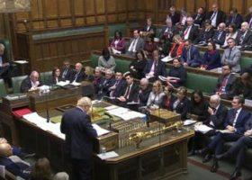 Brexit: Johnson alla Camera dei Comuni, o uscita al 31 Ottobre o elezioni anticipate