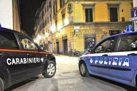 Spacciatore tunisino arrestato da polizia e carabinieri