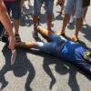 Roccella Jonica: sbarco migranti positivi, Viminale rafforza controlli, popolazione blocca le strade