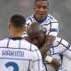 Champions: Lukaku trascina l'Inter in Germania (2-3). Atalanta: solo pari (1-1) con Midtjylland