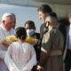 Papa Francesco in Iraq, un passo in avanti nella condanna del terrorismo