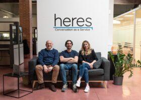 """Intelligenza Artificiale: la startup """"Heres"""" che sviluppa agenti conversazionali multicanale e multilingua"""