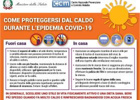 Caldo, Firenze: allerta arancione il 19 e 20 giugno (38°), come difendersi